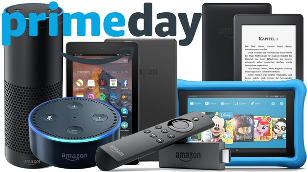 Prime Day: Bis zu 50 % Rabatt auf Amazon-Produkte, Galaxy-Smartphones, Apple MacBooks, PS4 Pro etc.