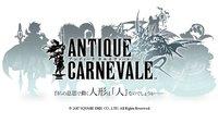 Antique Carnevale: Square Enix kündigt neues Spiel an
