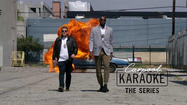 Neuer Trailer für Carpool Karaoke: Start in der nächsten Woche (Update)