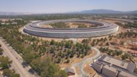 Apple Park: Drohnenvideo zeigt Fortschritte in Cupertino