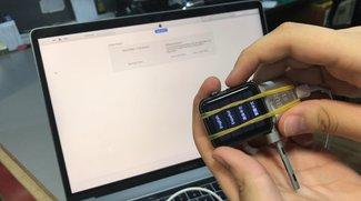 Apple Watch: Video zeigt iBus-Werkzeug zur Wiederherstellung der Smartwatch