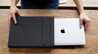 LAER: Diese Tasche lädt Laptop und Smartphone auf