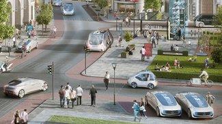 Bosch lässt ab 2018 Robotertaxis in deutschen Städten fahren