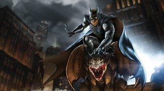 Batman - The Enemy Within: Entwickler entfernen Mord-Foto