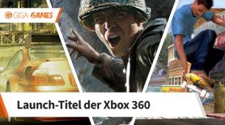 Das waren die Launch-Titel der Xbox 360