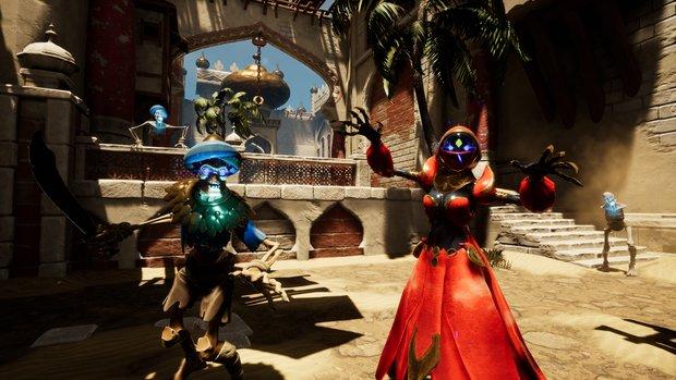 City of Brass: Ehemalige Bioshock-Entwickler stellen Spiel mit arabischem Setting vor