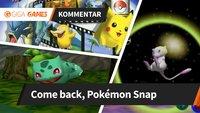 Come back, Pokémon Snap! Wo warst du eigentlich auf Wii U?