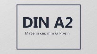 Din A 2 Maße