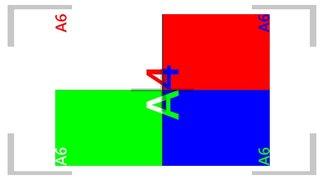 DIN-A6-Maße: In cm, mm & Pixeln - So groß ist das Flyer-Format