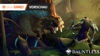 Dauntless in der Vorschau: Kooperative Monsterjagd für Profis