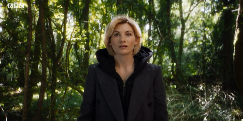 Doctor Who BBC Jodie Whittaker 2