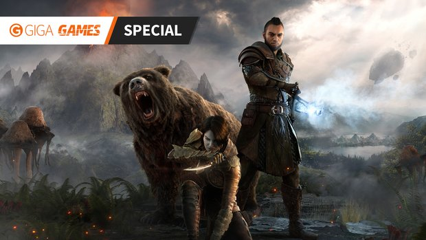The Elder Scrolls Online - Morrowind: Die Rückkehr in meine Jugend (+Gewinnspiel)