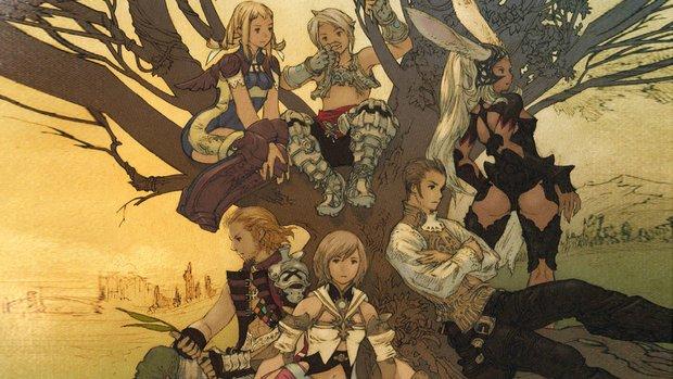 Final Fantasy 12: PS2-Original vs. PS4-Neuauflage im Grafikvergleich