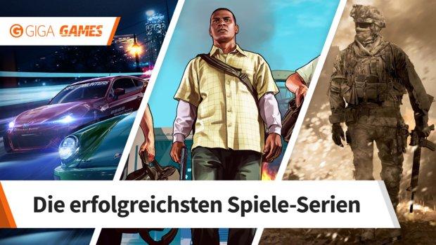 Das sind die erfolgreichsten Spiele-Serien aller Zeiten