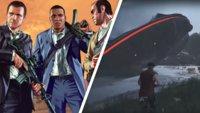 GTA Online: Spieler entdecken geheime Alien-Mission