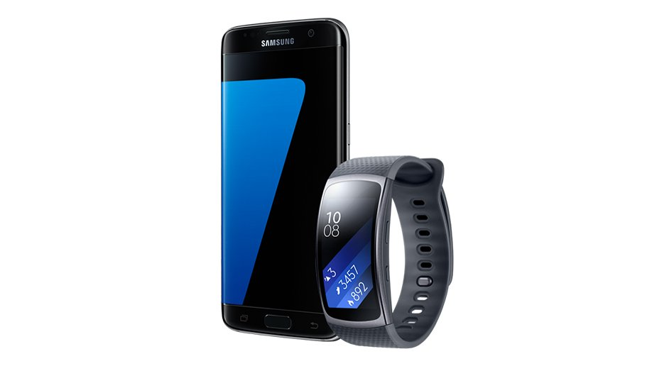Samsung Galaxy S7 & Gear Fit 2: Sportliches Duo zum Spitzenpreis