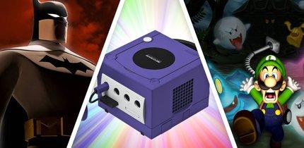 Das waren die Launch-Games für den GameCube