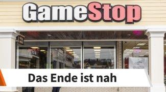 GameStop: Deshalb sind die Tage des Einzelhandels gezählt