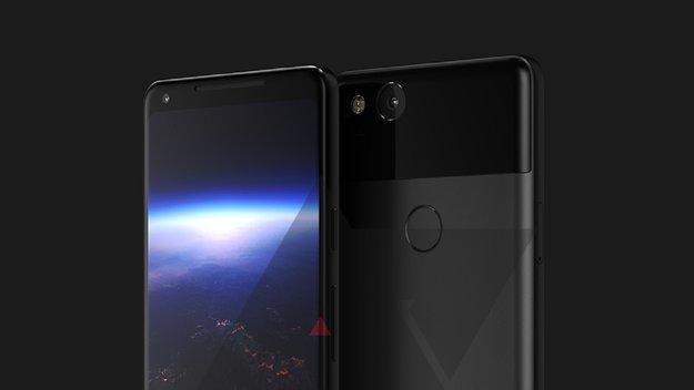 Google Pixel 2 XL geleakt: Spektakuläres Design und eine besondere Funktion