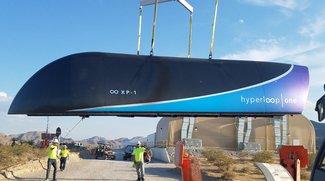 Elon Musks Traum könnte wahr werden: Erster Hyperloop-One-Test in Vakuumröhre abgeschlossen