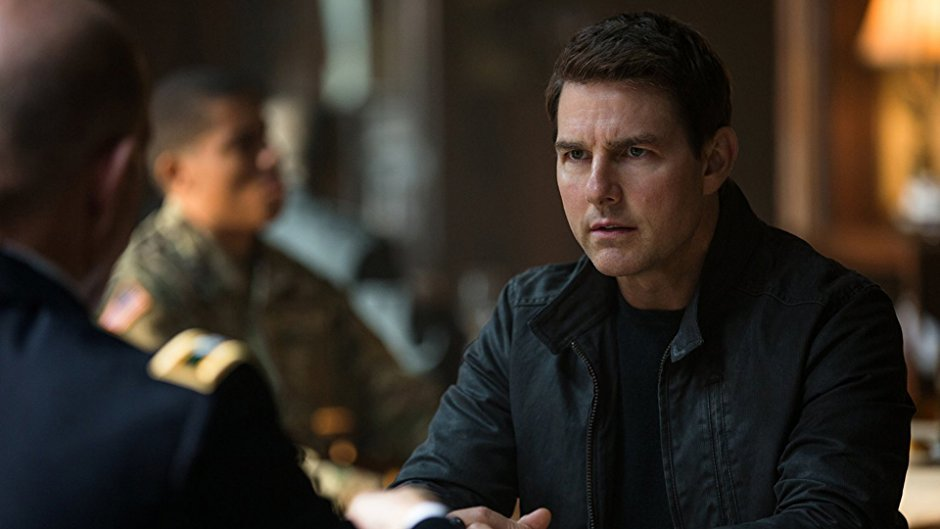 Jack Reacher 3 Tom Cruise Paramount