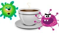 Siff und Ekel: Kaffeemaschinen sind Keimherde
