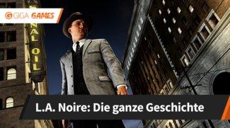 Rückblick: Was ist mit L.A. Noire passiert?