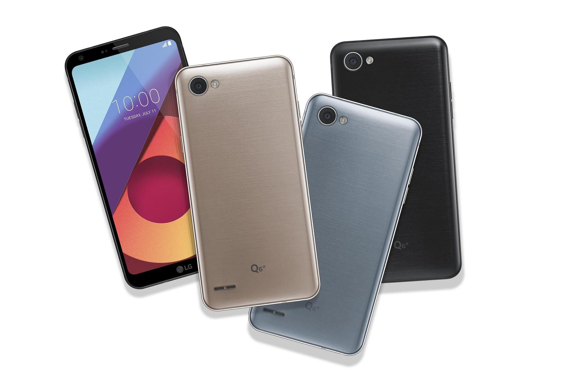 LG stellt G6-Alternative mit 18-zu-9-Display vor