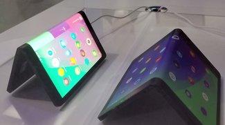 Lenovo zeigt spannenden Smartphone-Tablet-Hybriden mit faltbarem Display