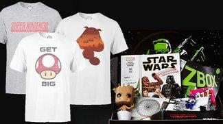 Gratis Lootbox bei Kauf eines Nintendo-Shirts