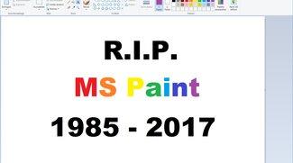 Nach 32 Jahren: Microsoft beerdigt Paint – und weitere Kult-Programme