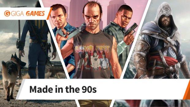 So hätten diese 9 Games vor 20 Jahren ausgesehen
