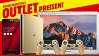 MediaMarkt Outlet-Angebote: Apple iMacs, Android-Smartphones & Notebooks, über 70 % Rabatt [Update]