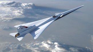 NASA arbeitet an leisem Überschallflugzeug – kommt die Concorde zurück?