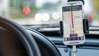 Smartphones mit GPS – das solltet ihr für guten Navi-Empfang wissen