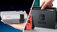 NES-Emulator auf Nintendo Switch entdeckt