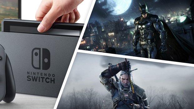 Mit dieser App kannst du PC-Games auf Nintendo Switch spielen