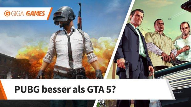 PlayerUnknown's Battlegrounds toppt GTA 5 auf Steam