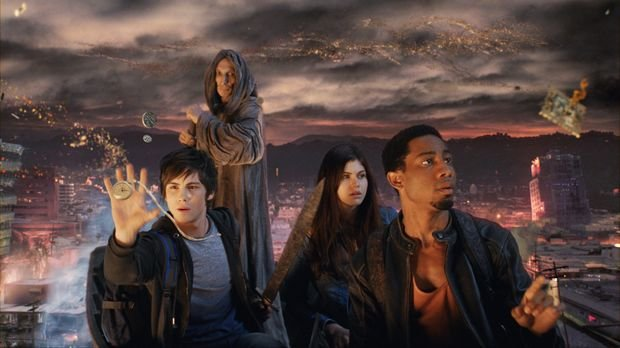 Percy Jackson 3 Trailer Deutsch Der Fluch Des Titanen