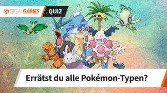 Pokémon-Experten aufgepasst: Errätst du die Typen dieser 13 Pokémon?