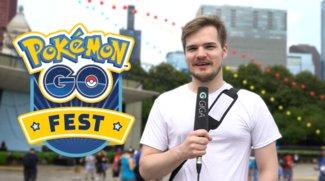 Zu Gast auf dem Pokémon Go Fest in Chicago - So war es wirklich