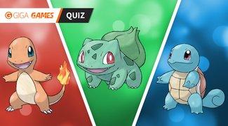 Welcher Starter der ersten Pokémon-Generation passt am besten zu dir?