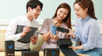 Samsung Galaxy Note Fan Edition vorgestellt: Entschärfte Neuauflage mit Herz