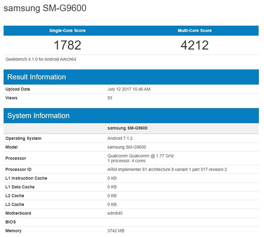 Samsung-SM-G9600-Geekbench