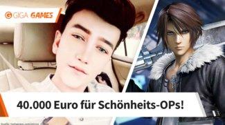 Dieser Typ gab über 40.000 Euro aus, um wie ein Charakter aus Final Fantasy auszusehen