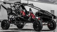 Männerspielzeug: Der SkyRunner ist ein fliegender Offroad-Buggy