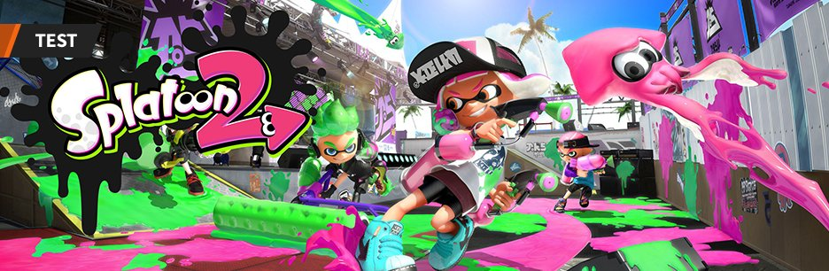 Splatoon 2 im Test