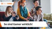 Studie belegt: Gamer sind gebildet, kulturell engagiert und haben viel Geld