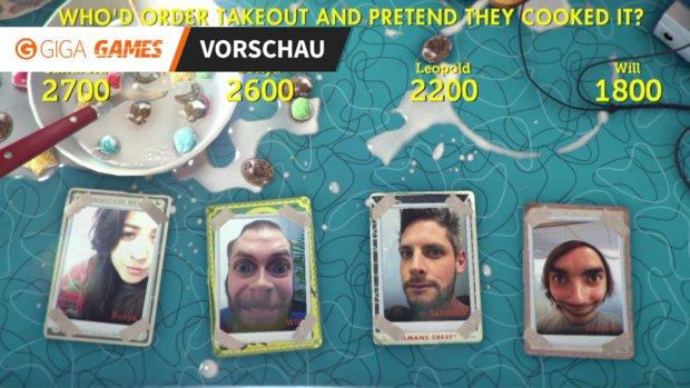 That's You: Unser erster Eindruck vom neuen PS4-Partyspiel