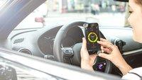 Eine App, die das Fahrverhalten im  Auto optimiert – oder zur Gefahr werden kann